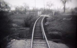 Trackbed near Wenhaston Mill