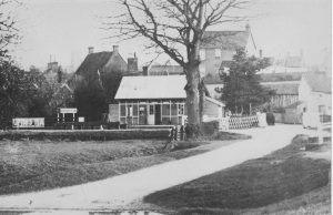Wenhaston Station